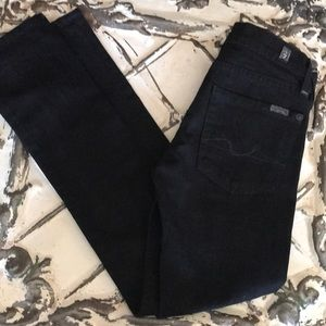 Seven for all mankind jeans size 7